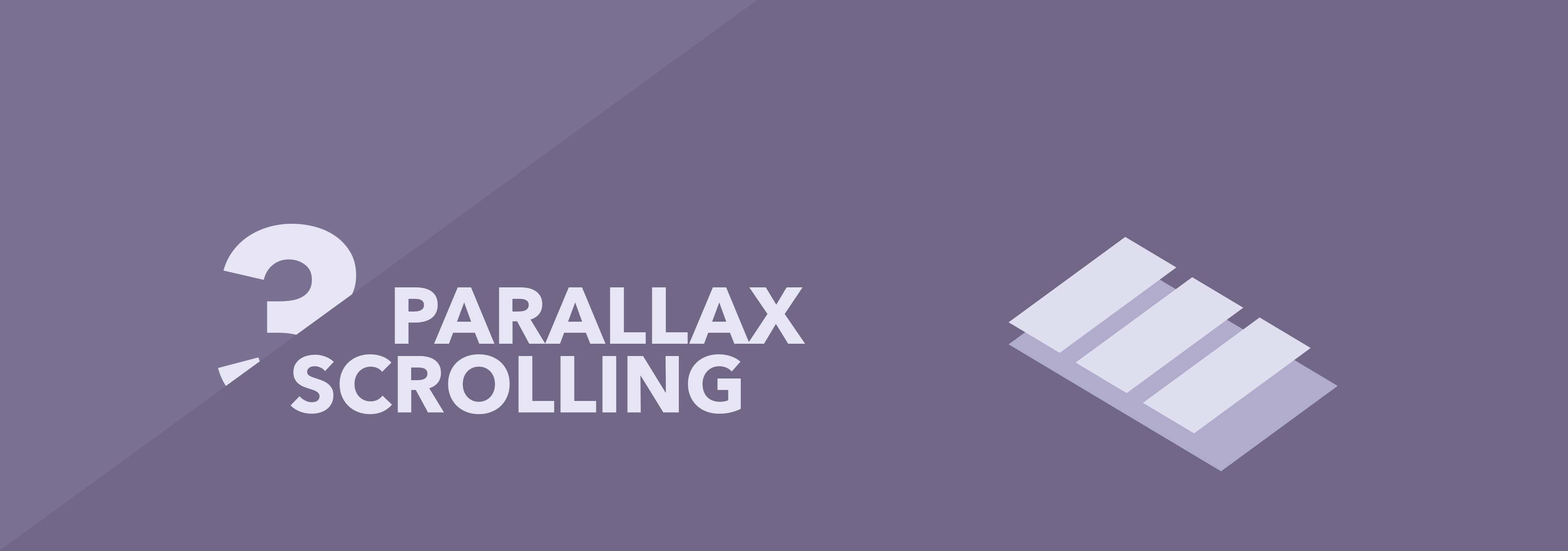 The Kinetic Studio | Parallax Scrolling